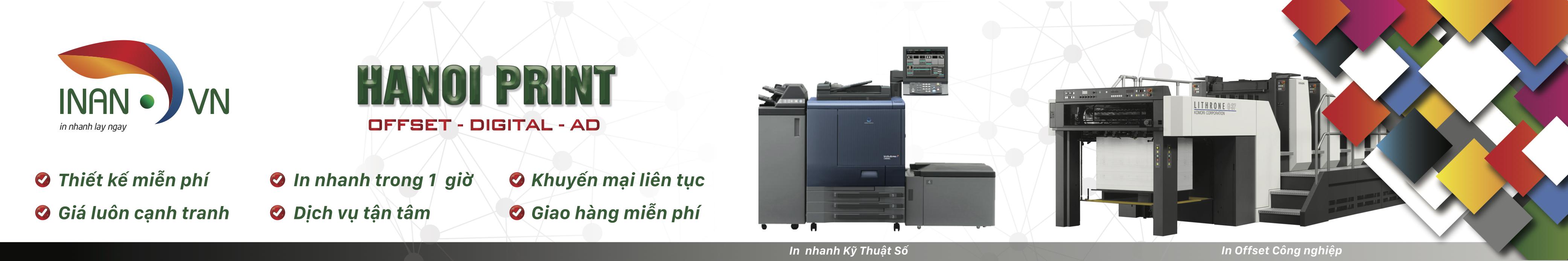 Hanoiprint - Inan.vn
